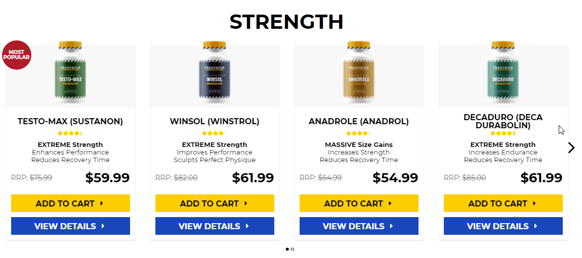 Anabolic steroids used for medical purposes
